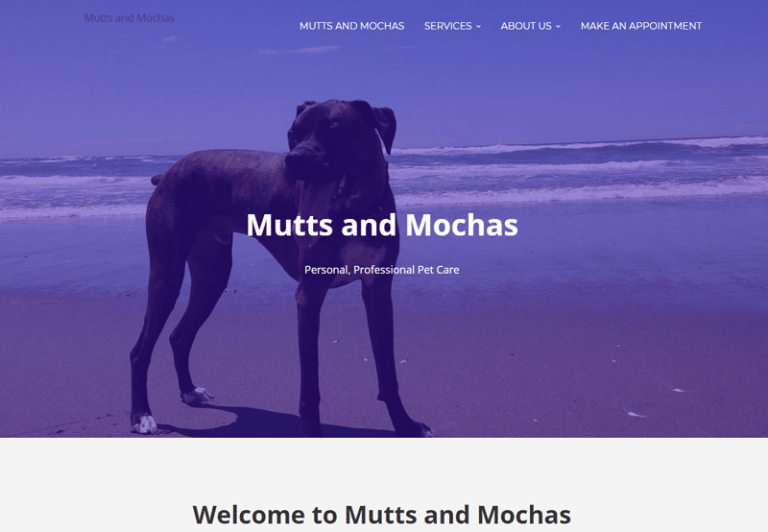 Mutts & Mochas